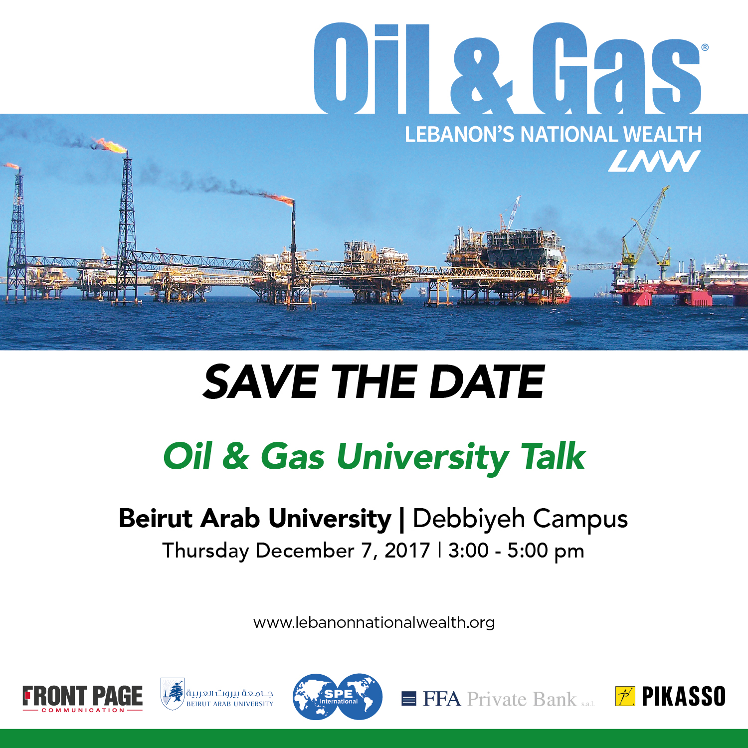 Oil & Gas University Talk